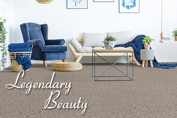 Legendary Beauty exclusive carpet brand
