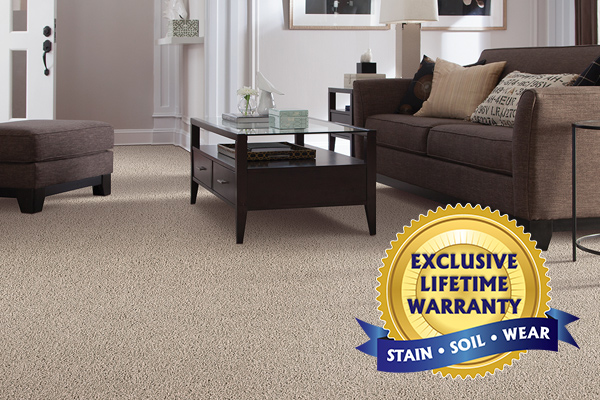 Lifetime Carpet Warranty - Abbey Carpet