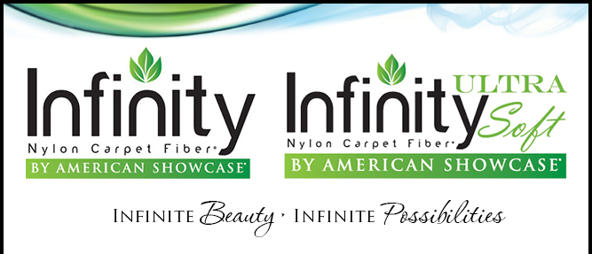 Infinity Nylon Carpet Fiber | Infinity Ultra Soft Nylon Carpet Fiber.