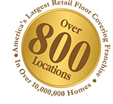 Americas Largest retail floor covering franchise.